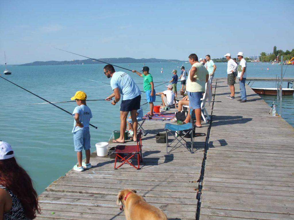 csopak gyermek horgászverseny